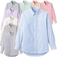 ロープライスBDストライプシャツ(長袖)