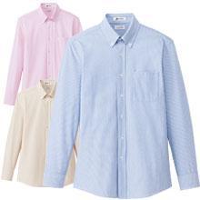 【ファイテン】アルティマ®ストライプシャツ(長袖)