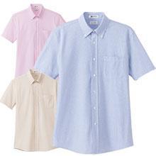【ファイテン】アルティマ®ストライプシャツ(半袖)