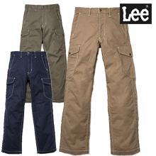 【Lee】カーゴパンツ(ストレッチダック)