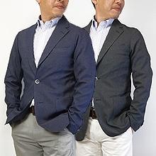 【男女対応】【春夏】ストレッチカジュアルジャケット