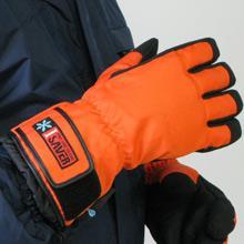 冷凍庫用防寒手袋