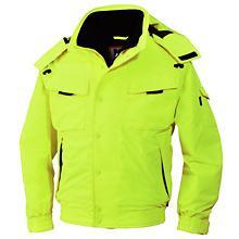 【蛍光色あり】スタンダード防水防寒ジャケット