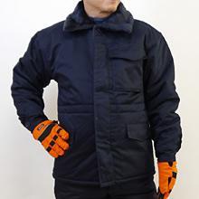 【-60℃対応】極寒対応冷凍庫用防寒コート
