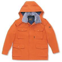 超耐寒冷凍庫用防寒コート