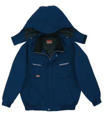 帯電防止ストレッチツイル防寒ジャケット