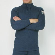 【ひだまり】チョモランマハイネックシャツ