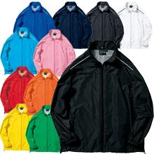 【撥水・防風】ハイブリットジャケット