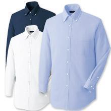 【動きやすいニットシャツ】ボタンダウンモクロディZシャツ(長袖)