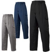 【耐水圧12,000mm】軽量防水防寒パンツ